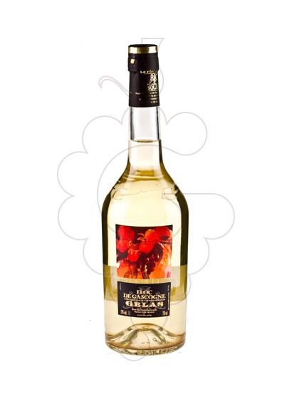 Photo Aperitif wine Gélas Floc de Gascogne Blanc