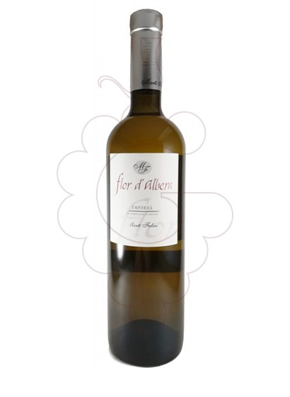 Photo Flor d'Albera white wine