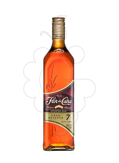 Photo Rum Flor de Caña 7 Years
