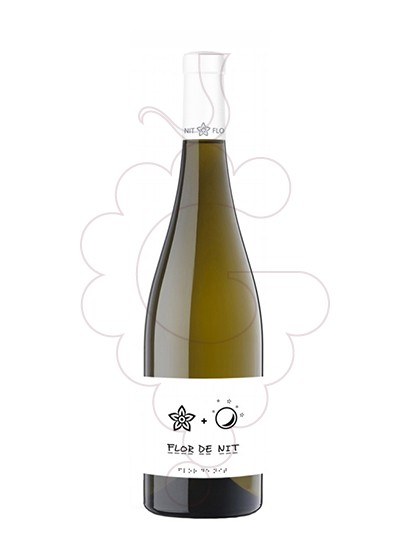 Photo Flor de Nit white wine