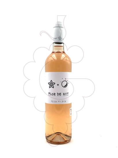 Photo Rosé Flor de Nit rosé wine