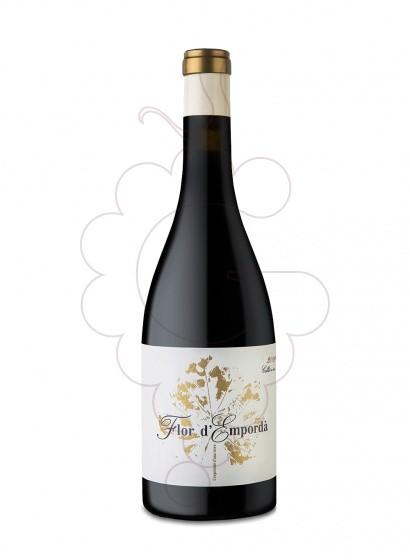 Photo Flor d'Empordà red wine