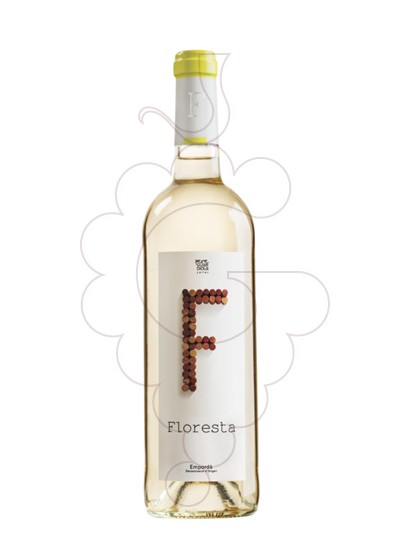 Photo Floresta Blanc white wine