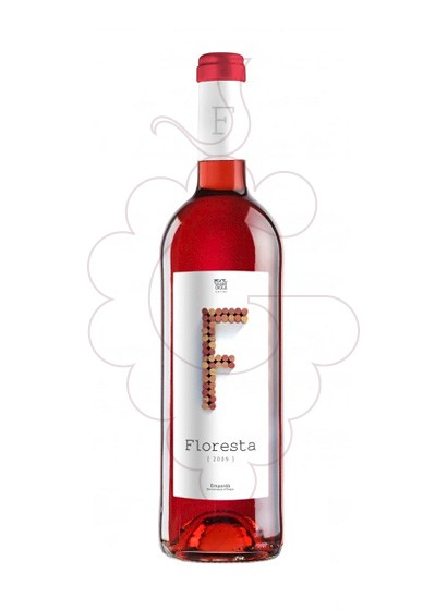 Photo Floresta Rosat rosé wine