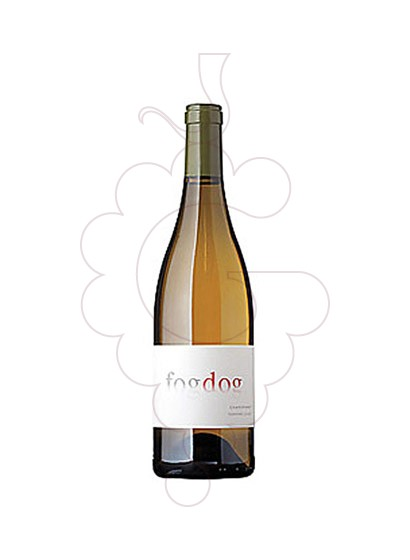 Photo Fogdog Chardonnay  white wine