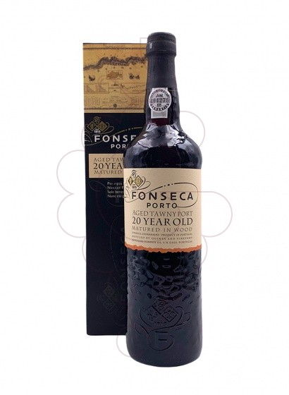 Photo Fonseca 20 years fortified wine