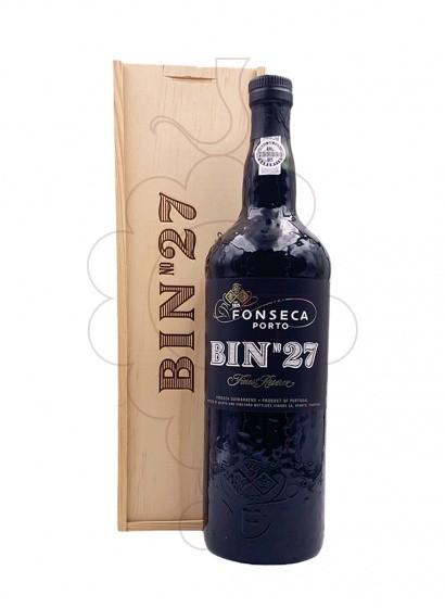 Photo Fonseca BIN 27 Magnum fortified wine