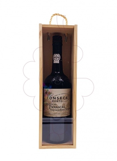 Photo Fonseca Quinta Panascal fortified wine