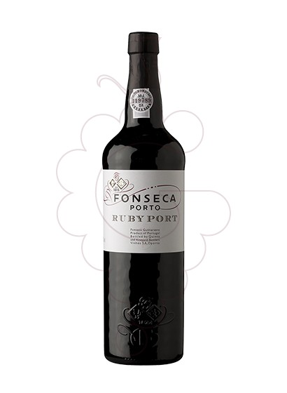 Photo Fonseca Ruby fortified wine