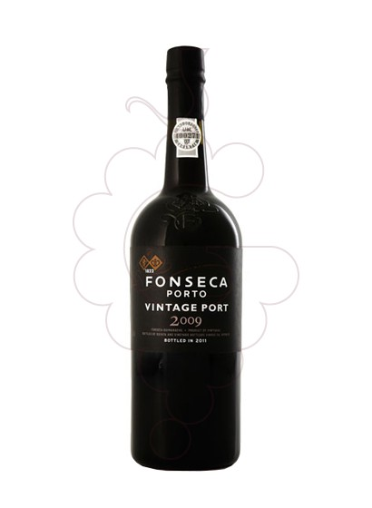 Photo Fonseca Vintage fortified wine
