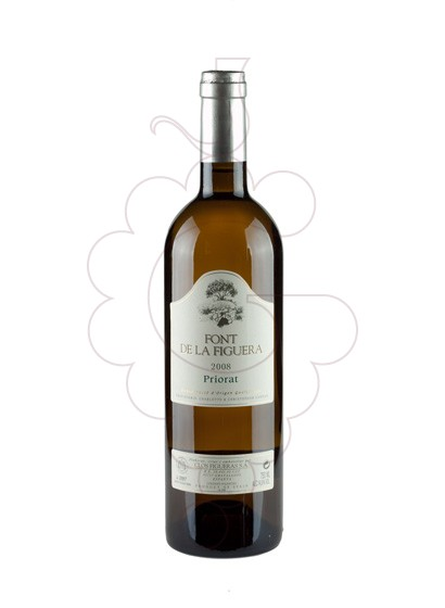 Photo Font de la Figuera Blanc white wine