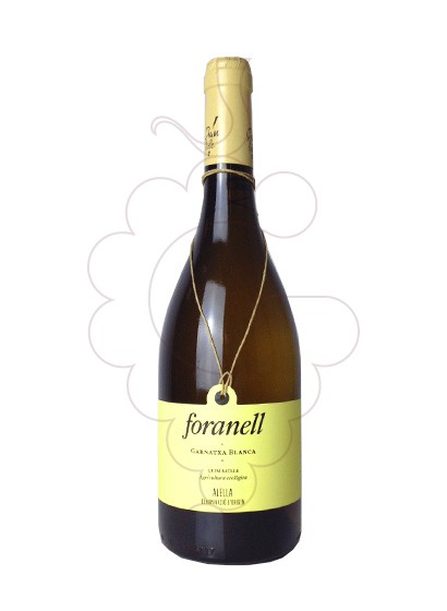 Photo Foranell Garnatxa Blanca white wine