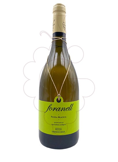 Photo Foranell Pansa Blanca white wine
