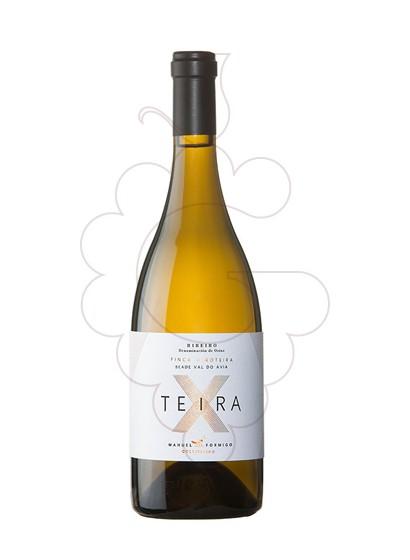 Photo Formigo Teira X white wine