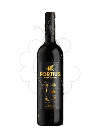 Photo Fortius Gran Reserva red wine