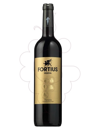 Photo Fortius Reserva red wine