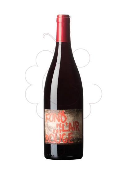 Photo Foulards Rouges Le Fond de l'Air est Rouge red wine