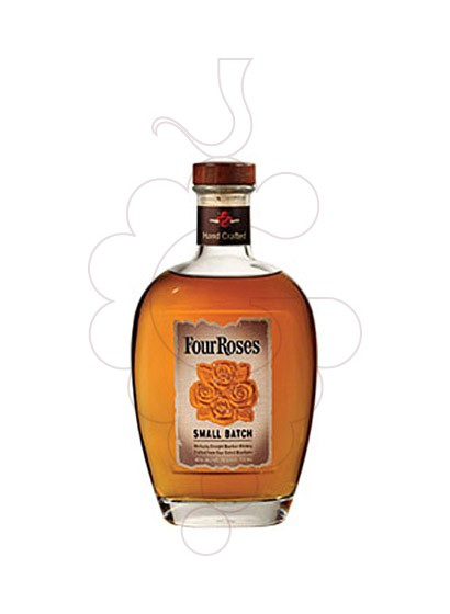 Photo Whisky Four Roses Small Batch