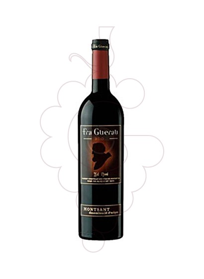 Photo Fra Guerau red wine