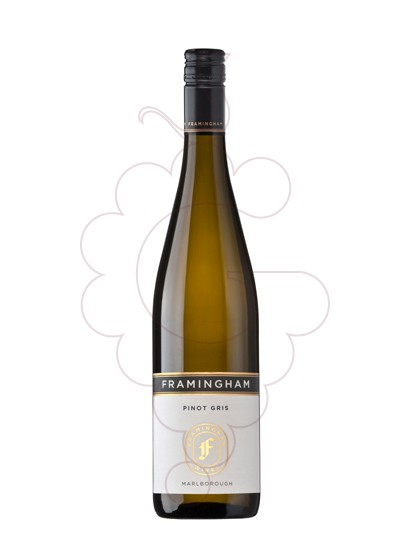 Photo Framingham Pinot Gris white wine