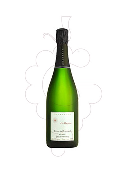 Photo Francis Boulard Les Murgiers Brut Nature sparkling wine