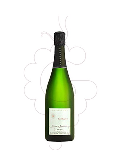 Photo Francis Boulard Les Murgiers Extra Brut sparkling wine