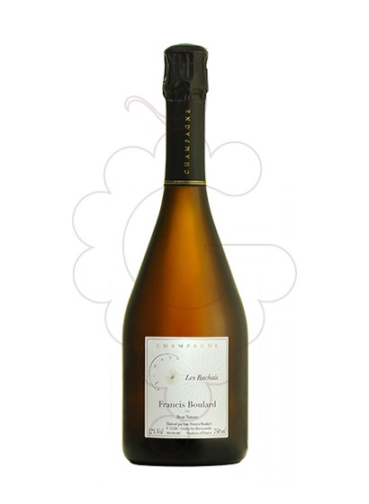 Photo Francis Boulard Les Rachais Brut Nature sparkling wine