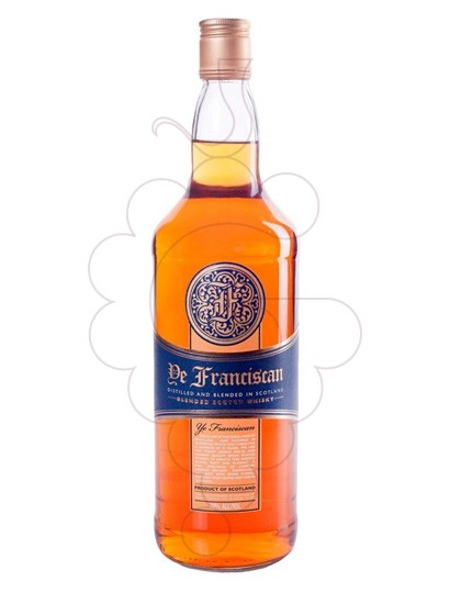 Photo Whisky Ye Franciscan