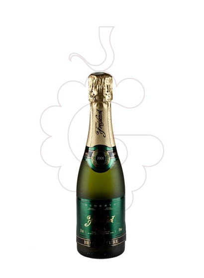Photo Freixenet Brut Nature (mini) sparkling wine