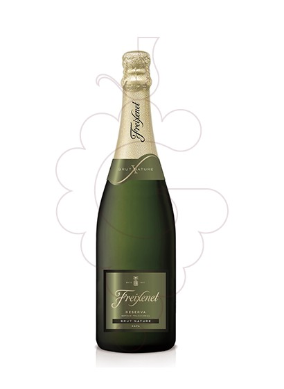 Photo Freixenet Brut Nature  sparkling wine