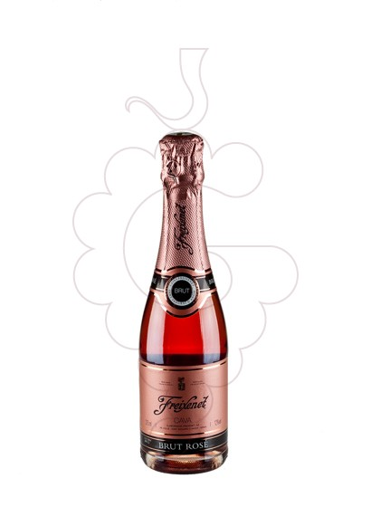 Photo Freixenet Brut Rose (mini) sparkling wine