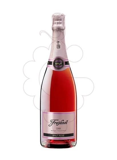 Photo Freixenet Brut Rose sparkling wine
