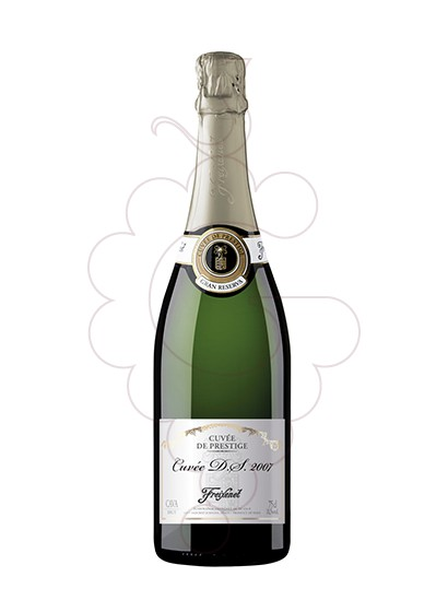 Photo Freixenet Cuvee D. S. sparkling wine