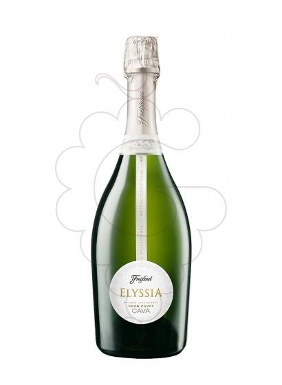 Photo Freixenet Elyssia Gran Cuvée Brut sparkling wine