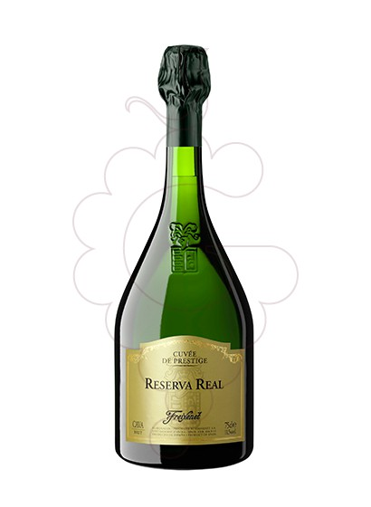 Photo Freixenet Reserva Real sparkling wine