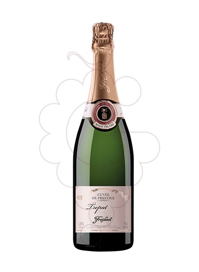 Photo Freixenet Trepat Rosat sparkling wine