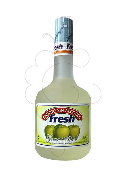 Photo Non-alcoholic Schnapps Fresh-Green Apple (s/alcohol)