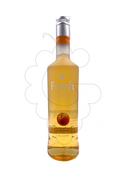 Photo Non-alcoholic Schnapps Fresh-Peach (s/alcohol)