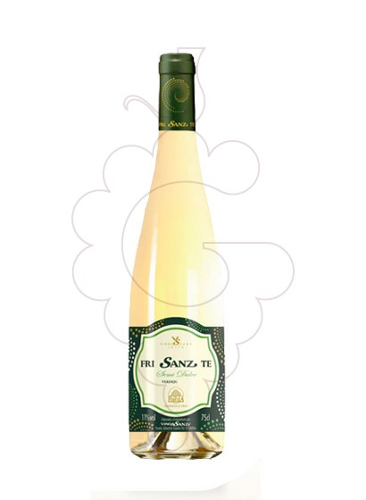 Photo Fri Sanz Te Semidulce Blanco white wine