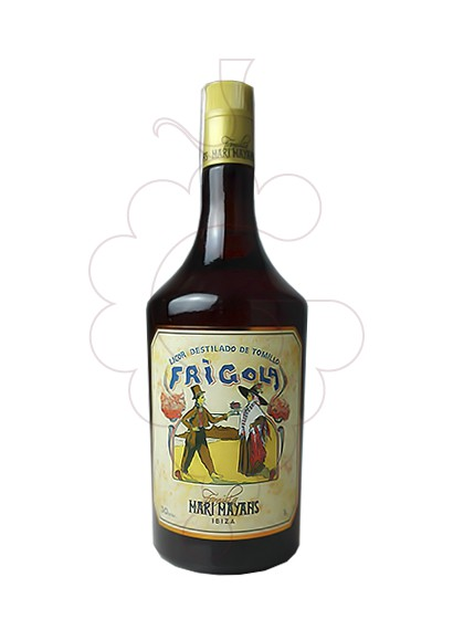Photo Liqueur Frigola (Destilat de Frigola)