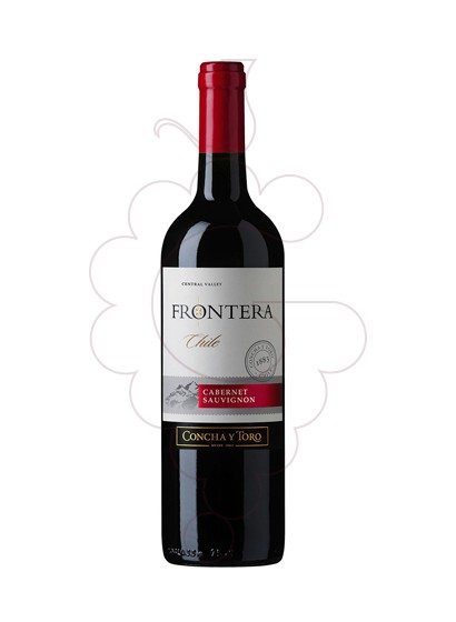 Photo Frontera Cabernet red wine