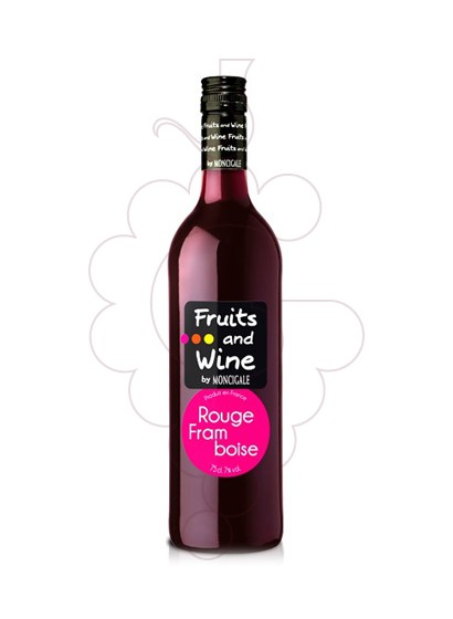 Photo Aperitif wine Fruits and Wine Rouge Fambroise