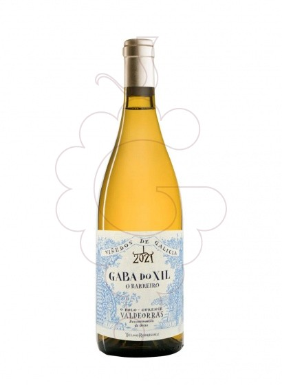 Photo Gaba do Xil Blanc (Godello) white wine
