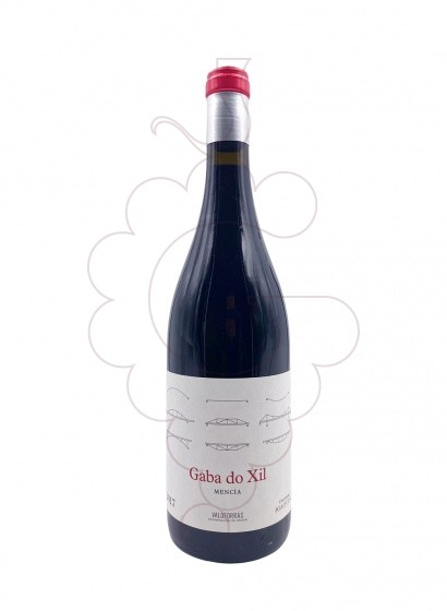 Photo Gaba do Xil Negre Mencia red wine