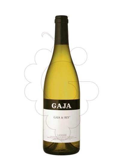 Photo Gaja Gaia & Rey white wine