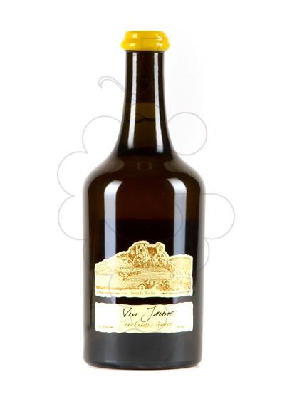 Photo Ganevat Vin Jaune fortified wine