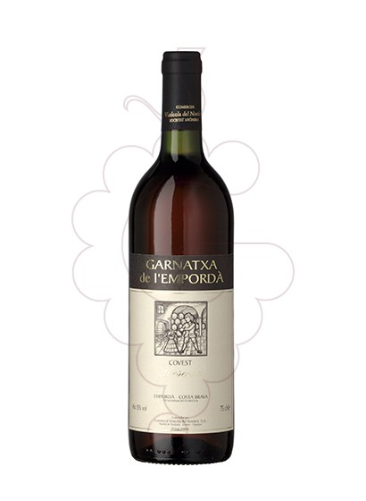 Photo Garnatxa Anubis fortified wine