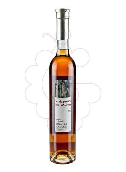Photo Garnatxa dels Aspres Vi Panses fortified wine