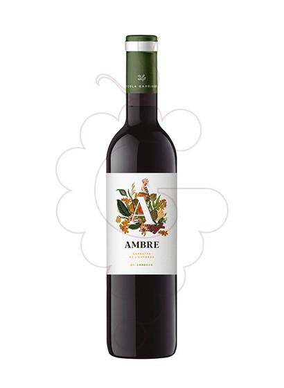 Photo Garnatxa d'Emporda Ambre Garriguella fortified wine