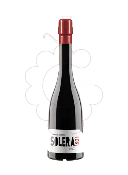 Photo Garnatxa d'Empordà Solera 1931 fortified wine